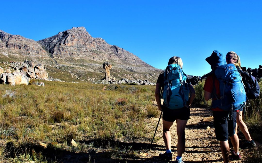 Cederberg – delving into the archives of tours with Slackpacker SA