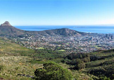 Mutli-day trails - Table Mountain - Devils-Peak